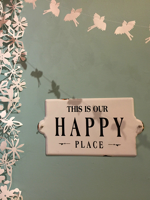 This is Our Happy Place at Marzbazaar Gifts
