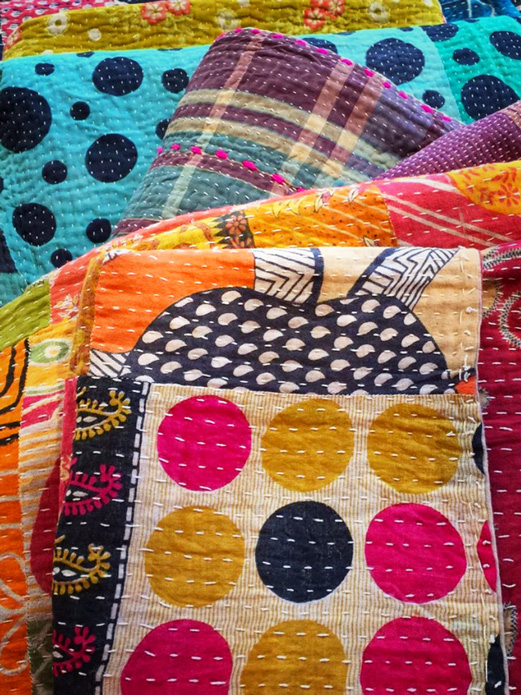 ROOMS featured fabrics at Marzbazaar Gifts in South Pasadena